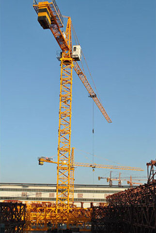 QTZ63塔吊,5012塔式起重机